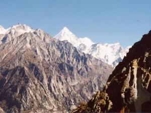 ヒマラヤの山脈